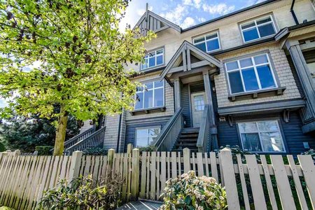 R2368583 - 86 9800 ODLIN ROAD, West Cambie, Richmond, BC - Townhouse