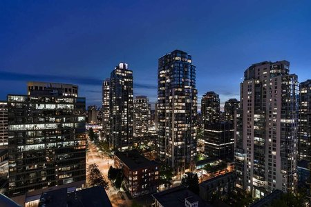 R2368604 - 2307 1189 MELVILLE STREET, Coal Harbour, Vancouver, BC - Apartment Unit