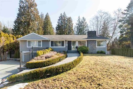R2368707 - 950 3RD STREET, Cedardale, West Vancouver, BC - House/Single Family