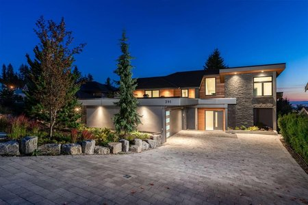 R2369000 - 291 MONTERAY AVENUE, Upper Delbrook, North Vancouver, BC - House/Single Family