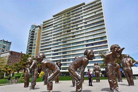 R2369017 - 403 1835 MORTON AVENUE, West End VW, Vancouver, BC - Apartment Unit