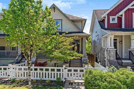 R2369029 - 23180 BILLY BROWN ROAD, Fort Langley, Langley, BC - Row House (Non-Strata)