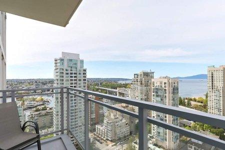R2369231 - 2201 1455 HOWE STREET, Yaletown, Vancouver, BC - Apartment Unit