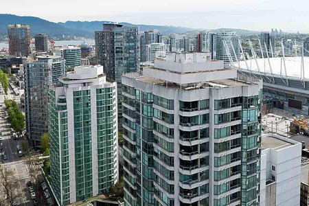 R2369321 - 3301 909 MAINLAND STREET, Yaletown, Vancouver, BC - Apartment Unit