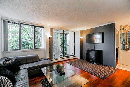 R2369390 - 102 1740 COMOX STREET, West End VW, Vancouver, BC - Apartment Unit
