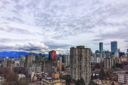 R2369601 - 1906 1725 PENDRELL STREET, West End VW, Vancouver, BC - Apartment Unit