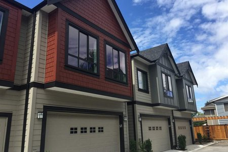 R2369838 - 3 7388 RAILWAY AVENUE, Granville, Richmond, BC - Townhouse