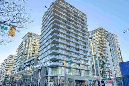 R2369846 - 501 1708 COLUMBIA STREET, False Creek, Vancouver, BC - Apartment Unit