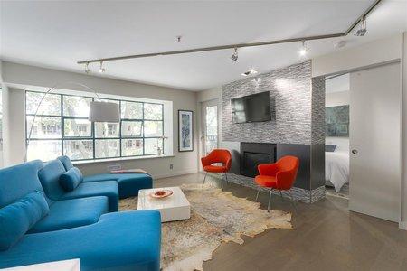 R2369886 - 302 3788 W 8TH AVENUE, Point Grey, Vancouver, BC - Apartment Unit