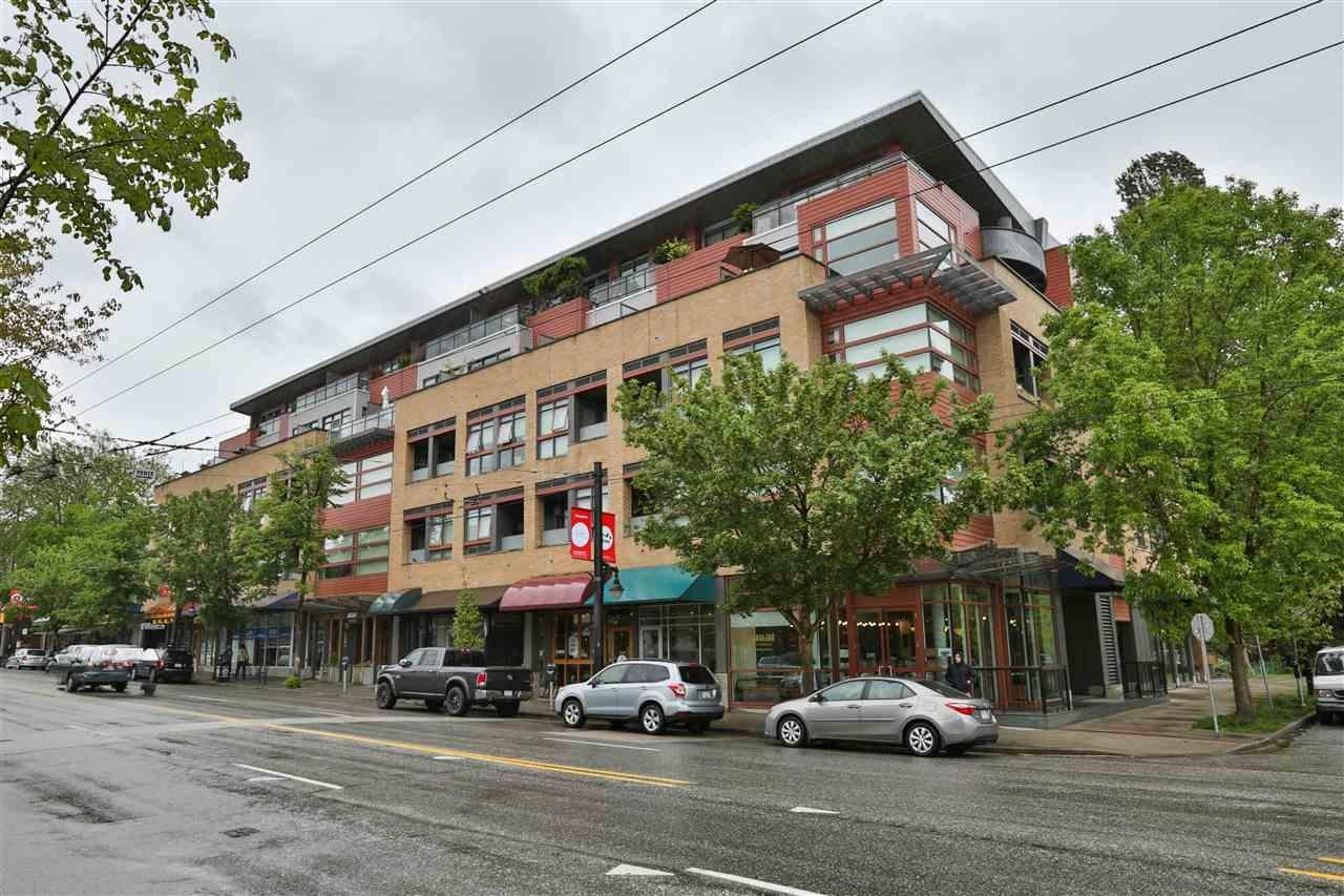 408 2250 COMMERCIAL DRIVE, Vancouver - R2369943