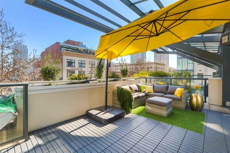 R2370348 - 202 1155 HOMER STREET, Yaletown, Vancouver, BC - Townhouse