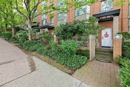 R2370412 - 1492 HORNBY STREET, Yaletown, Vancouver, BC - Townhouse