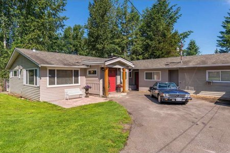 R2370977 - 23685 OLD YALE ROAD, Campbell Valley, Langley, BC - House/Single Family