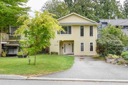 R2371001 - 3444 CHURCH STREET, Lynn Valley, North Vancouver, BC - House/Single Family