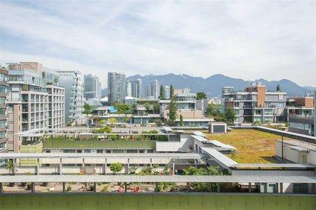 R2371046 - 803 168 W 1ST AVENUE, False Creek, Vancouver, BC - Apartment Unit