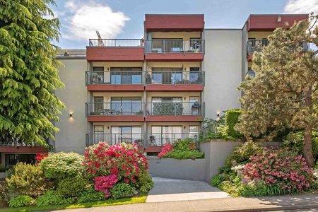 R2371093 - 303 2120 W 2ND AVENUE, Kitsilano, Vancouver, BC - Apartment Unit