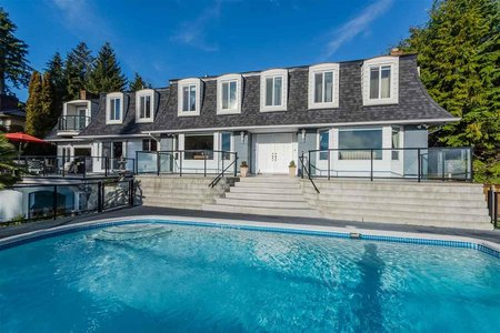 R2371295 - 1383 CAMMERAY ROAD, Chartwell, West Vancouver, BC - House/Single Family