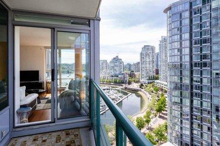 R2371360 - 1908 1033 MARINASIDE CRESCENT, Yaletown, Vancouver, BC - Apartment Unit