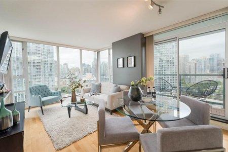 R2371424 - 1906 1067 MARINASIDE CRESCENT, Yaletown, Vancouver, BC - Apartment Unit
