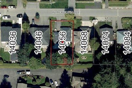 R2371460 - 14056 BLACKBURN AVENUE, White Rock, White Rock, BC - House/Single Family
