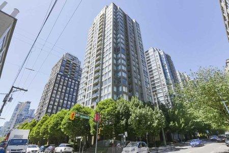 R2371468 - 703 1001 HOMER STREET, Yaletown, Vancouver, BC - Apartment Unit