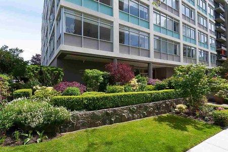 R2371500 - 207 1975 PENDRELL STREET, West End VW, Vancouver, BC - Apartment Unit