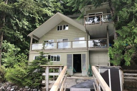 R2371684 - 28 JOHNSON BAY, Indian Arm, North Vancouver, BC - House/Single Family