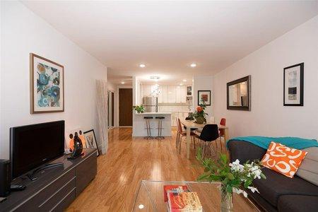 R2371718 - 205 1775 W 11TH AVENUE, Fairview VW, Vancouver, BC - Apartment Unit