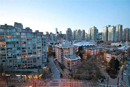 R2371862 - 1501 198 AQUARIUS MEWS, Yaletown, Vancouver, BC - Apartment Unit