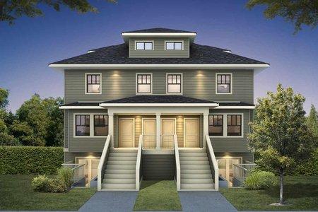 R2371896 - 122 W 14TH AVENUE, Mount Pleasant VW, Vancouver, BC - Townhouse