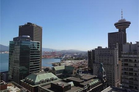 R2372048 - 1905 838 W HASTINGS STREET, Downtown VW, Vancouver, BC - Apartment Unit