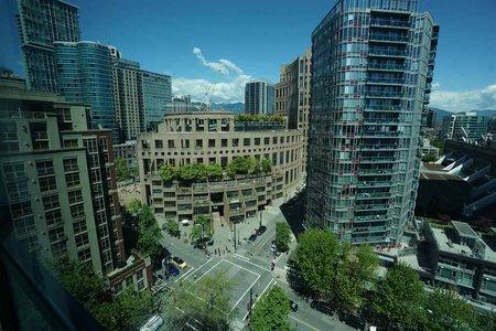 R2372124 - 710 838 HAMILTON STREET, Downtown VW, Vancouver, BC - Apartment Unit