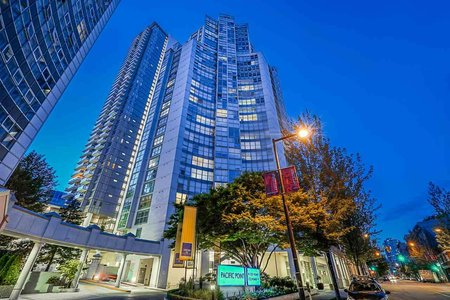 R2372136 - 1001 1323 HOMER STREET, Yaletown, Vancouver, BC - Apartment Unit