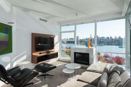 R2372163 - 802 633 KINGHORNE MEWS, Yaletown, Vancouver, BC - Apartment Unit