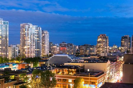 R2372319 - 809 928 HOMER STREET, Yaletown, Vancouver, BC - Apartment Unit