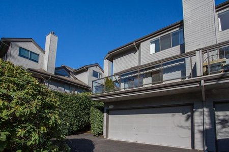 R2372958 - 4300 NAUGHTON AVENUE, Deep Cove, North Vancouver, BC - Townhouse