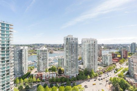 R2373212 - 3208 1008 CAMBIE STREET, Yaletown, Vancouver, BC - Apartment Unit