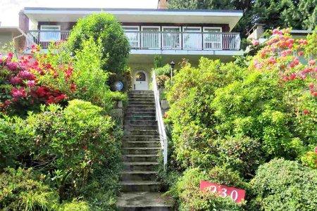 R2373302 - 930 CLOVERLEY STREET, Calverhall, North Vancouver, BC - House/Single Family