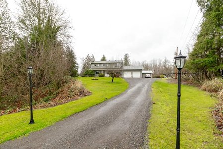 R2373316 - 6165 NATHAN PLACE, Bradner, Abbotsford, BC - House with Acreage