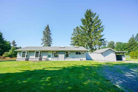 R2373385 - 1179 237A STREET, Campbell Valley, Langley, BC - House with Acreage