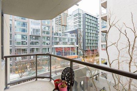 R2373459 - 402 789 DRAKE STREET, Downtown VW, Vancouver, BC - Apartment Unit