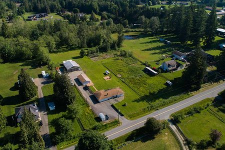 R2373619 - 26167 64 AVENUE, County Line Glen Valley, Langley, BC - House with Acreage