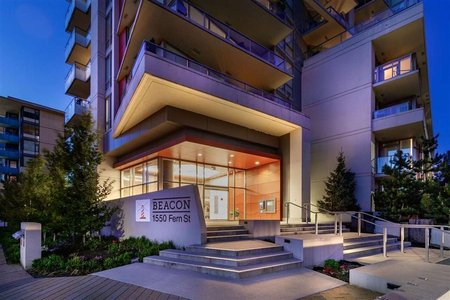 R2373760 - 1906 1550 FERN STREET, Lynnmour, North Vancouver, BC - Apartment Unit