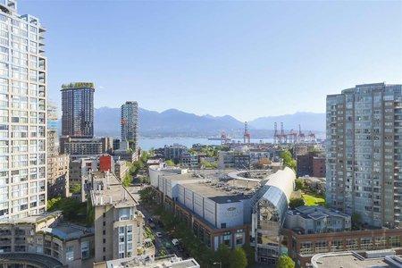 R2373763 - 2101 689 ABBOTT STREET, Downtown VW, Vancouver, BC - Apartment Unit