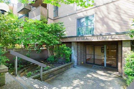 R2373826 - 102 2211 W 2ND AVENUE, Kitsilano, Vancouver, BC - Apartment Unit