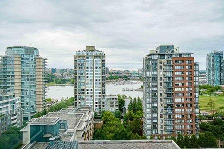 R2373900 - 1801 1201 MARINASIDE CRESCENT, Yaletown, Vancouver, BC - Apartment Unit
