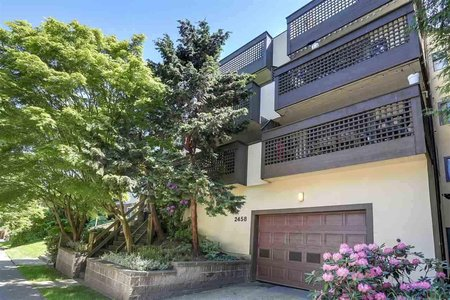 R2374195 - 202 2458 YORK AVENUE, Kitsilano, Vancouver, BC - Apartment Unit