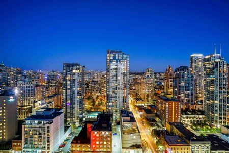 R2374407 - 2404 1188 HOWE STREET, Downtown VW, Vancouver, BC - Apartment Unit