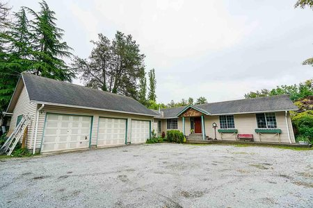 R2374524 - 23026 FRASER HIGHWAY, Campbell Valley, Langley, BC - House with Acreage