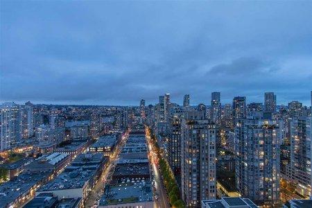 R2374556 - 3001 928 HOMER STREET, Yaletown, Vancouver, BC - Apartment Unit